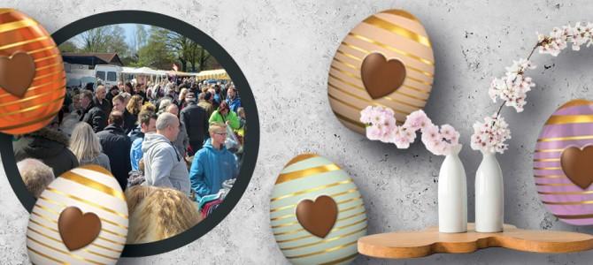 13 april: Grootste Paasmarkt van Twente