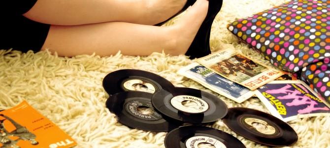Platen- en cd-markt op zondag 13 maart
