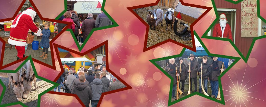 Tweede Kerstdag extra markt