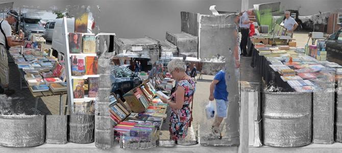Zondag 14 juli: Boekenmarkt + Kinderrommelmarkt