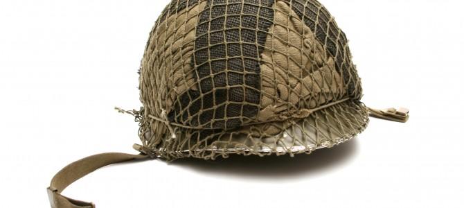 Zondag 13 oktober:  Militariabeurs