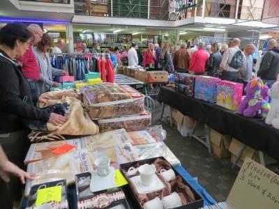 Extra Markt op Tweede Paasdag