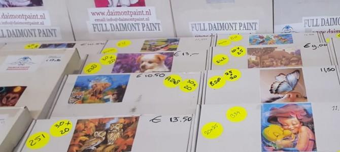 Diamond Painting pakket